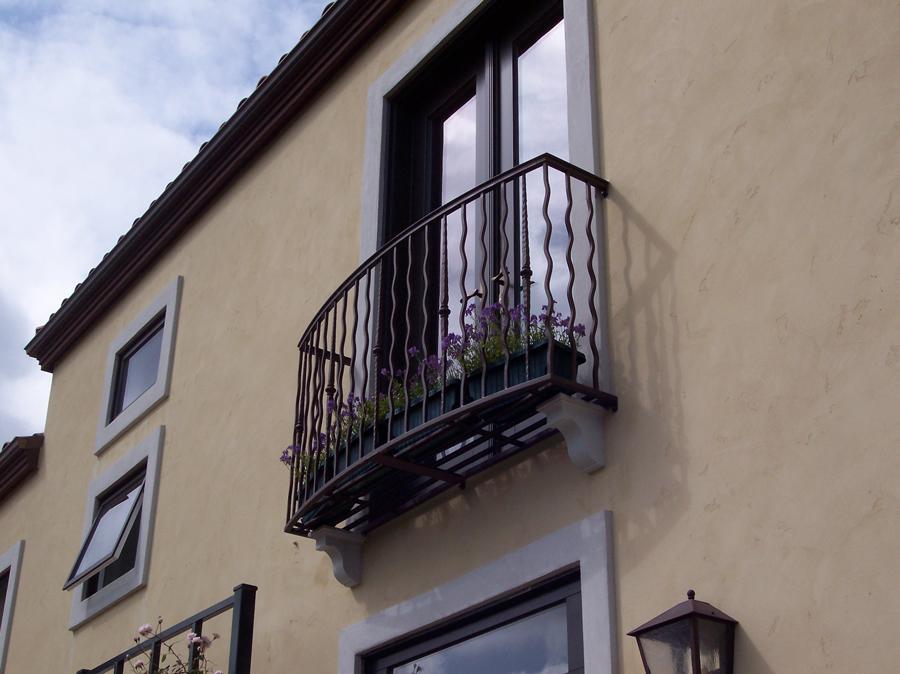 Juliet Balcony Modern