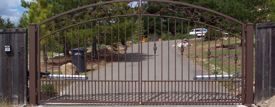 Double Driveway Gate – 014