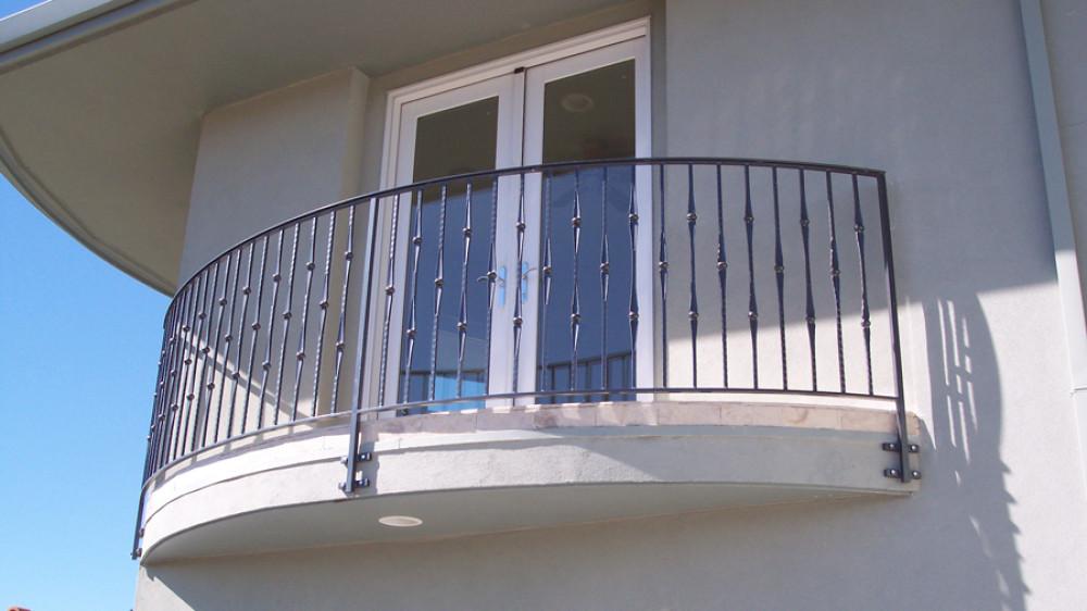 Modern Balcony [062]