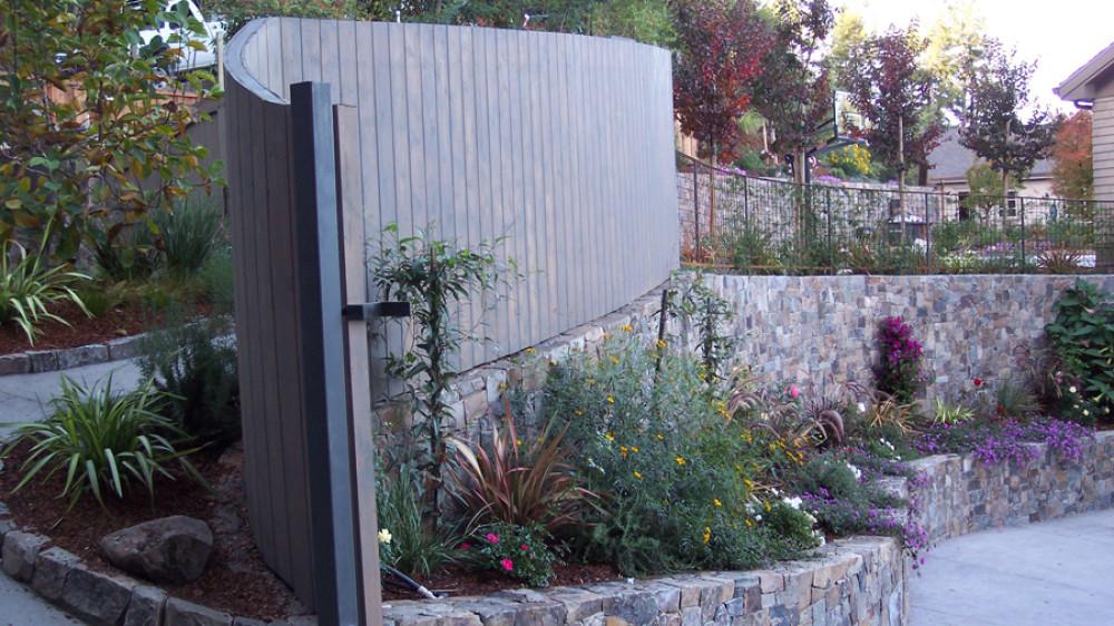 Modern Fence [019]