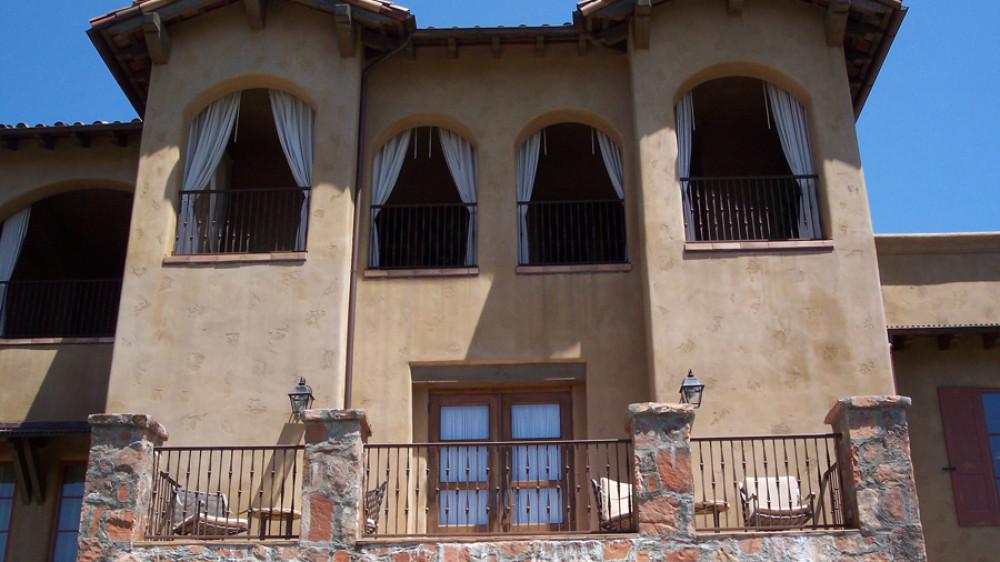 Custom Balcony Railings [057]