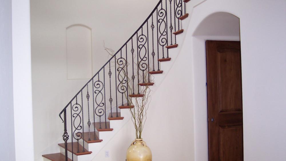 Elegant Stair Railings [053]