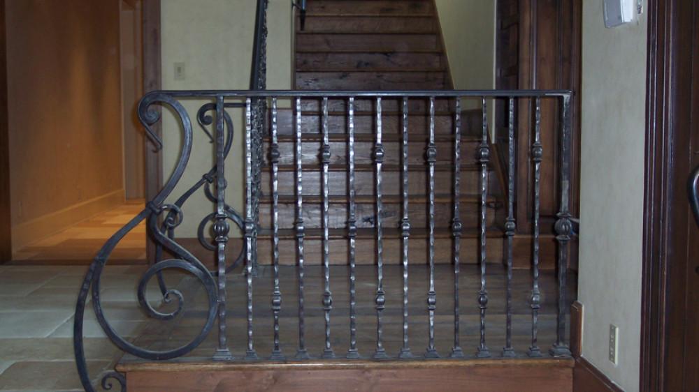 Custom Stair Railings [052]
