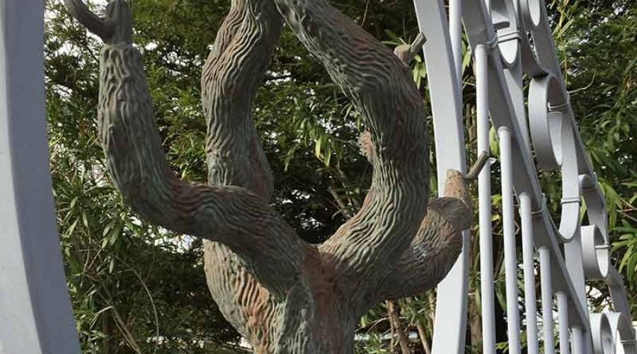 Grapevine Sculpture