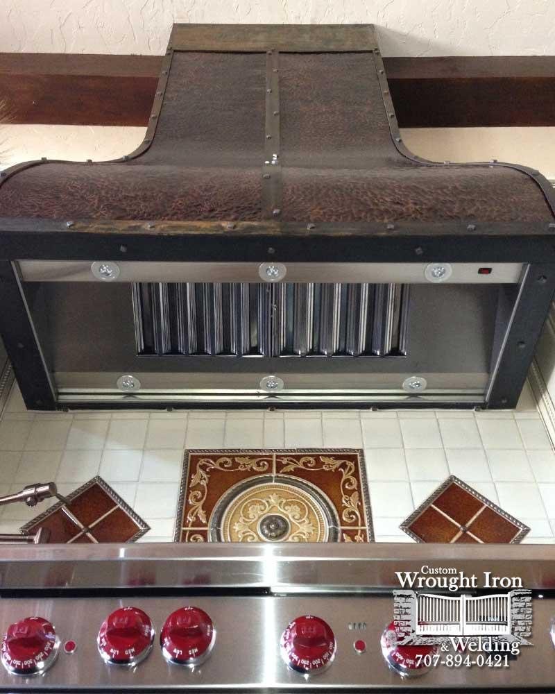 Kachina Custom Kitchen Hood