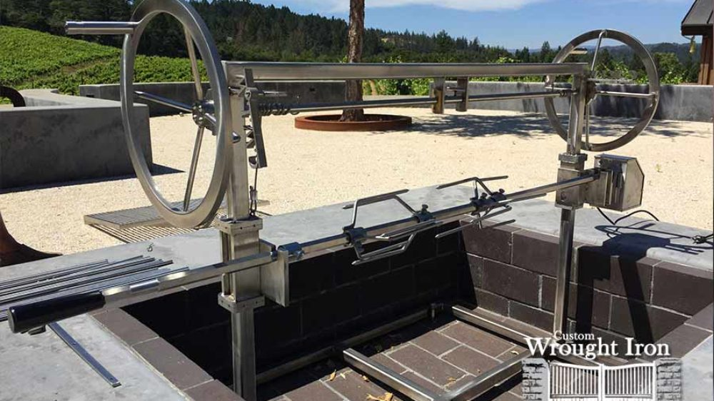 Stainless Steel BBQ Sonoma County