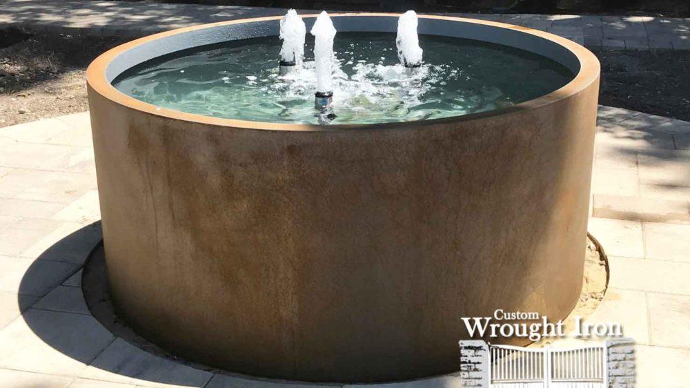 Walnut Creek 3-Froth Water Feature